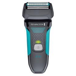 Remington - F4000 afeitadora Máquina de afeitar de láminas Recortadora Negro, Verde, Gris