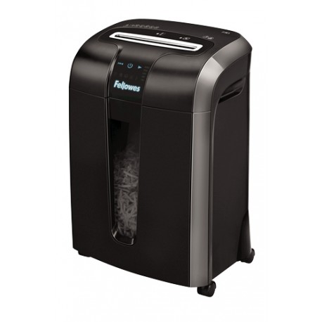 Fellowes - 73Ci Cross shredding Negro triturador de papel