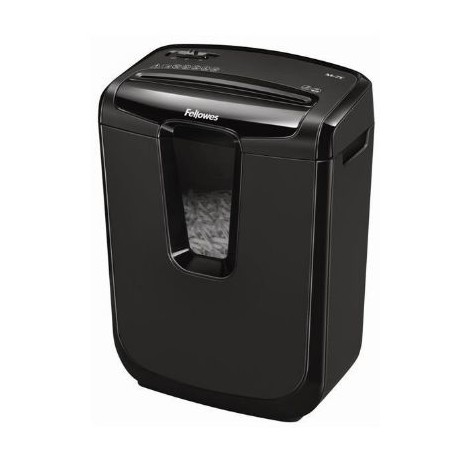 Fellowes - M-7C Cross shredding Negro triturador de papel
