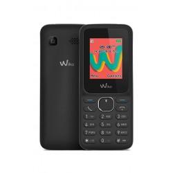 """Wiko - lubi 5 plus 4,57 cm (1.8"""") 66,2 g Negro Teléfono básico"""