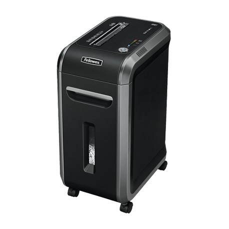 Fellowes - 99Ci Cross shredding Negro triturador de papel