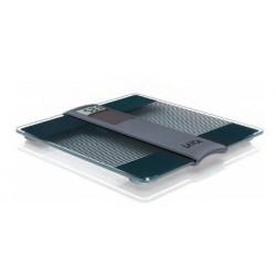 Laica - PS1037G báscula de baño Báscula personal electrónica Plaza Gris