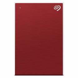 Seagate - Backup Plus Slim disco duro externo 2000 GB Rojo