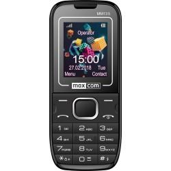"MaxCom - MM135 teléfono móvil 4,5 cm (1.77"") 60 g Negro, Azul"