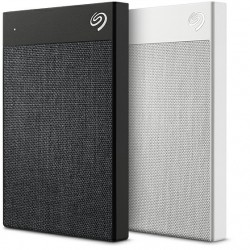 Seagate - Backup Plus Ultra Touch disco duro externo 1000 GB Blanco