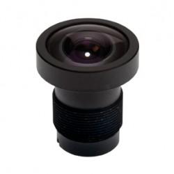 Axis - 5504-961 lente de cámara Cámara IP Objetivo ancho Negro