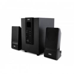 3GO - Y650 conjunto de altavoces 2.1 canales 20 W Negro