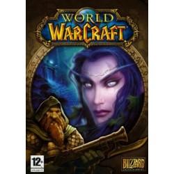 Activision - World of Warcraft vídeo juego PC/Mac Básico Inglés, Español