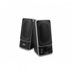 3GO - W400 altavoz De 2 vías 6 W Negro Alámbrico USB