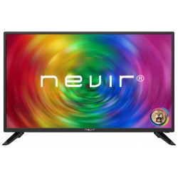 "Nevir - NVR-7428-32RD-N TV 81,3 cm (32"") Full HD Negro"