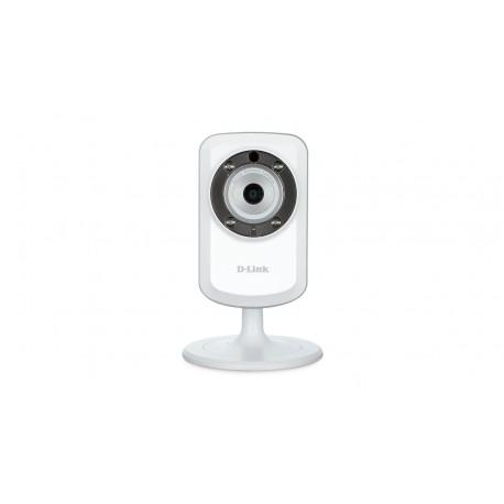 D-Link - DCS-933L IP security camera Interior Color blanco cámara de vigilancia