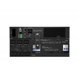 Vertiv - Liebert GXT5-8000IRT5UXLE sistema de alimentación ininterrumpida (UPS) Doble conversión (en línea) 8000 VA 8000 W 8 sal