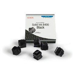 Xerox - 108R00608 Negro 6800páginas 6pieza(s) barra de tinta