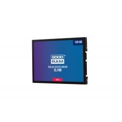 """Goodram - CL100 gen.2 unidad de estado sólido 2.5"""" 120 GB Serial ATA III V-NAND TLC"""