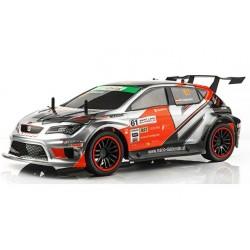 NINCO - Parkracers Seat Leon Eurocup Coche de rally Motor eléctrico 1:10