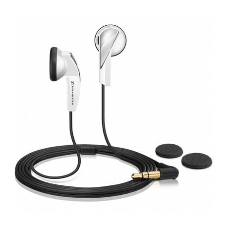 Sennheiser - MX 365 Blanco Intraaural Dentro de oído auricular