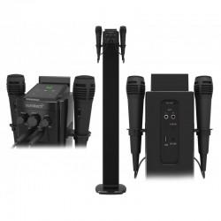 Sunstech - STBTK150 sistema de karaoke Hogar Alámbrico