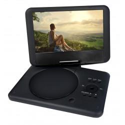 """Sunstech - DLPM914 Reproductor de DVD portátil Mesa Negro 22,9 cm (9"""") 800 x 480 Pixeles"""