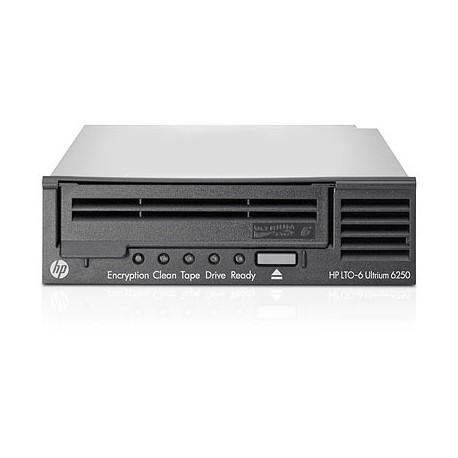 Hewlett Packard Enterprise - StoreEver LTO-6 Ultrium 6250 Interno LTO 2500GB unidad de cinta