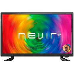 "Nevir - NVR-7705-22FHD2-N TV 55,9 cm (22"") Full HD Negro"