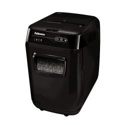 Fellowes - AutoMax 200M triturador de papel Microcorte Negro