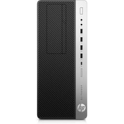 HP - EliteDesk 800 G5 9na generación de procesadores Intel® Core™ i5 i5-9500 8 GB DDR4-SDRAM 256 GB SSD Tower Negro PC Windows 1