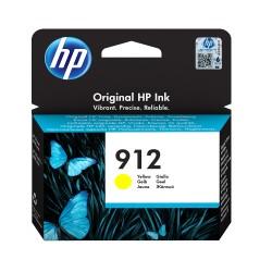 HP - 912 Original Amarillo 1 pieza(s) - 3YL79AE#BGY