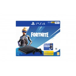 Sony - PS4 500GB F + Fortnite VCH (2019) Negro Wifi