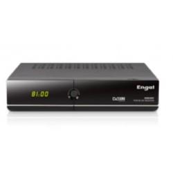 Engel - RS8100Y descodificador para televisor IPTV, Satélite Full HD Negro