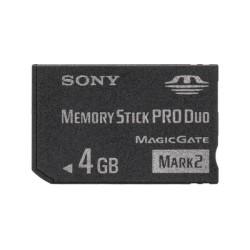 Sony - MSMT4GN 4GB MS Pro Duo memoria flash
