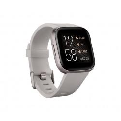 "Fitbit - Versa 2 AMOLED 3,55 cm (1.4"") 40 mm Negro, Gris - FB507GYSR"