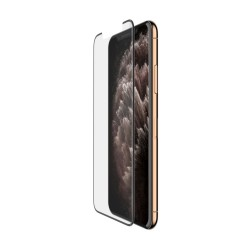 Belkin - SCREENFORCE TemperedCurve Protector de pantalla Teléfono móvil/smartphone Apple 1 pieza(s) - F8W971ZZBLK