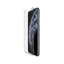 Belkin - SCREENFORCE TemperedCurve Protector de pantalla Teléfono móvil/smartphone Apple 1 pieza(s) - F8W970ZZBLK