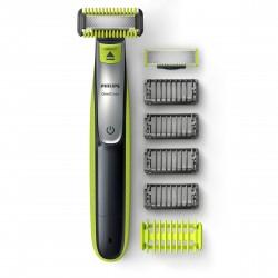 Philips - Norelco OneBlade Recorta, perfila y afeita Cara + Cuerpo