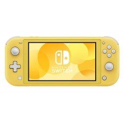 "Nintendo - Switch Lite videoconsola portátil Amarillo 14 cm (5.5"") Pantalla táctil 32 GB Wifi"