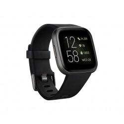 "Fitbit - Versa 2 AMOLED 3,55 cm (1.4"") 40 mm Negro, Gris - FB507BKBK"