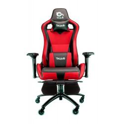 TALIUS - TAL-CAIMAN-RED silla para videojuegos Silla para videojuegos universal Asiento acolchado