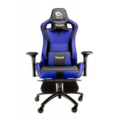 TALIUS - TAL-CAIMAN-BLU silla para videojuegos Silla para videojuegos universal Asiento acolchado