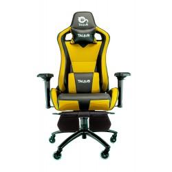 TALIUS - TAL-CAIMAN-YLW silla para videojuegos Silla para videojuegos universal Asiento acolchado