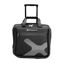 Phoenix Technologies - TROLLEY-PHOENIX-N bolsa de equipaje Tranvía Negro Nylon