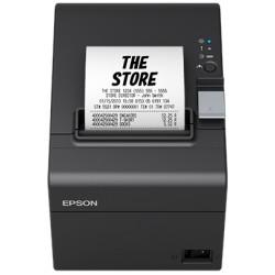 Epson - TM-T20III (011): USB + Serial, PS, Blk, EU