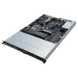 ASUS - RS300-E10-PS4 Intel C242 LGA 1151 (Zócalo H4) Bastidor (1U) Negro, Metálico