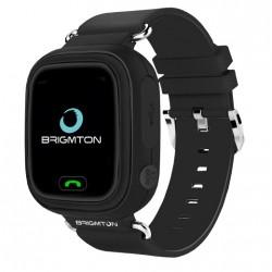 "Brigmton - BWATCH-KIDS-N reloj inteligente Negro LCD 3,1 cm (1.22"") Móvil GPS (satélite)"