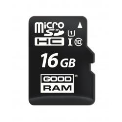 Goodram - M1A0-0160R12 memoria flash 16 GB MicroSDHC Clase 10 UHS-I