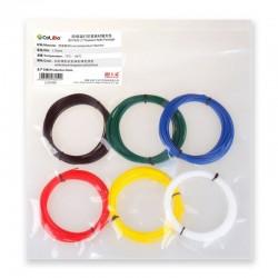 CoLiDo - COL3D-LCD0696 material de impresión 3d Negro, Azul, Verde, Rojo, Blanco, Amarillo