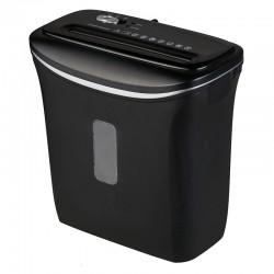 Omega - ONP506C triturador de papel Corte cruzado Negro