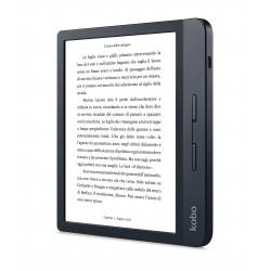 Rakuten Kobo - Libra H2O lectore de e-book Pantalla táctil 8 GB Wifi Negro