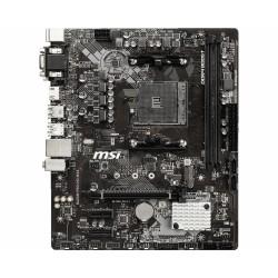 MSI - B450M PRO-M2 MAX Zócalo AM4 micro ATX AMD B450