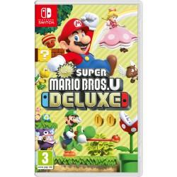 Nintendo - New Super Mario Bros. U Deluxe, Switch vídeo juego Nintendo Switch De lujo Inglés, Español