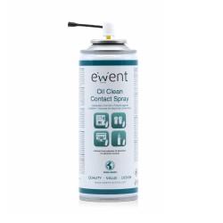 Ewent - EW5615 kit de limpieza para computadora Espray para limpieza de equipos 200 ml